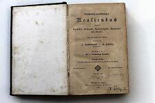 20624 Realienbuch Geschichte Erdkunde Naturgeschichte Naturlehre Chemie 1894
