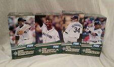 Lot of 2009 Seattle Mariners SGA Bobbleheads MLB Griffey Hernandez Gutierrez
