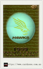 1999 Select AFL Trading Cards Holofoil Premiership Predictor Card PC8 Hawthorn