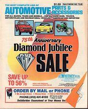 Automotive Parts & Accessories No.73JB 75th Ann. Diamond Sale 022817nonDBE2
