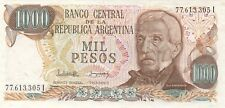 ARGENTINE/P317b // Billet(s) de 1000 PESOS-1983/1985