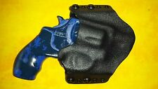 HOLSTER BLACK KYDEX SMITH & WESSON S&W AIRWEIGHT 38 Special