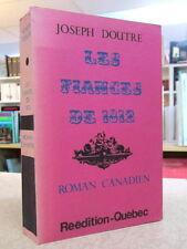 LES FIANCÉS DE 1812. PAR JOSEPH DOUTRE