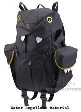 Big Cat backpack Large BLACK MORN CREATIONS bag lion leopard king panther