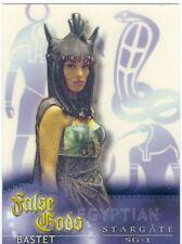 Stargate SG1 Season 5 False Gods Acetate Chase Card F3