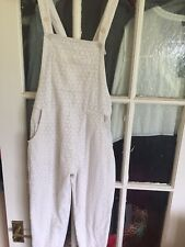 GIRLS FAB MINI BODEN BRODERIE ANGLAISE JUMPSUIT AGE 7-8 YEARS SUMMER/HOLIDAYS