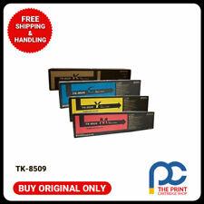 New & Original Kyocera TK-8509 BK/C/M/Y Toner Set TASKalfa 4550ci/4551ci/5550ci