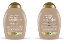 Organix Pure Beauty Fight Fallout Niacin3 & Caffeine Shampoo 385ml / 13 Oz.