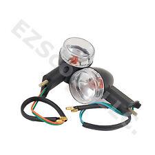 2X TURN SIGNAL LIGHT BLINKER REAR GY6 50-150cc SCOOTER ROKETA VIP PEACE JONWAY
