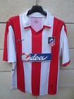 VINTAGE Maillot ATLETICO MADRID camiseta NIKE ancien shirt football 2002 S