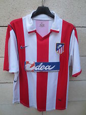 VINTAGE Maillot ATLETICO MADRID camiseta NIKE ancien shirt football 2002 S