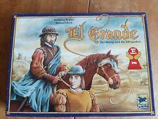 El Grande - Der König und die Intriganten-        -Brettspiel -