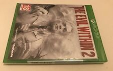 The Evil Within 2 II Microsoft Xbox One PAL Brand New Sealed