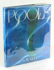 Signed Kelly Klein FIrst Edition Pools Iconic Photos Of Pools Modern Design