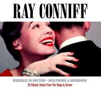 RAY CONNIFF ~ MUSICALS 24 CLASSIC TRACKS FROM STAGE AND SCREEN NEW SEALED CD