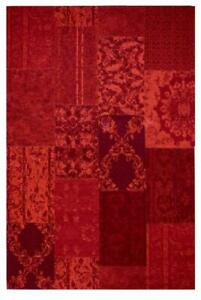 Obssesion Home Fashion Milano Rug, Runner Red 60 x 230 cm