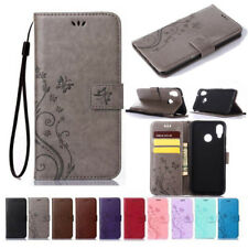 PU Leather Magnetic Flip Card Wallet Case Cover For Huawei P30 P20 P8 P9 P10Lite