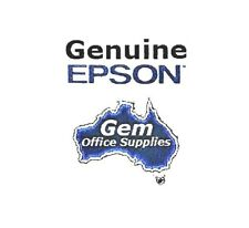 2 GENUINE EPSON 81N BLACK HIGH YIELD INK CARTRIDGES (Guaranteed Original Epson)