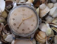 POBEDA 1MCHZ    Winning  ZIM 2602 USSR wristwatch 15 jewels  USSR.RAR  148