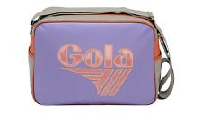 Gola Redford Glitter spalla Messenger Bag-CUB 661 Lilla/Arancione/Grigio