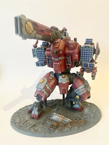 Warhammer 40K, T'au, KV128 Stormsurge, commission painted, table top ready, tau