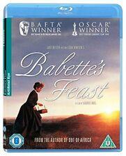 Babettes Feast [Bluray] [1987] [DVD]