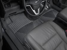 WeatherTech All Weather Mats for 2007-2011 Honda CR-V- 1st Row -Black