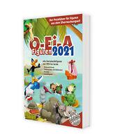O-Ei-A Figuren 2021 - brandneu auf 640 Seiten!