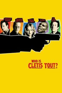 Like New WS DVD Who Is Cletis Tout? Christian Slater Tim Allen Portia de Rossi