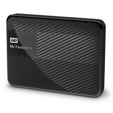 Western Digital 2TB X Portable External Hard Drive USB 3.0 MAC Xbox -Without Box