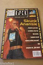Tylko Rock 5/1999 Skunk Anansie, Paul McCartney, Placebo, Scorpions, Turbo