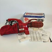 Royal Dirt Devil HAND VAC Handheld Vacuum MODEL 103 Vintage 1990 MADE IN USA