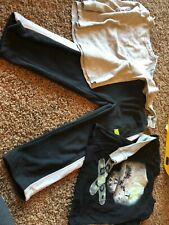 Boys Size 4 Lot Gap Long Sleeve Shirts Nike Pants