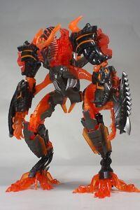 "Transformers Revenge of the Fallen ""THE FALLEN Blazing Limited Edition"" Rare"