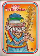 1988 Donruss Awesome All-Stars #86 Corey The Bat Corker