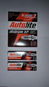 Set of 6 Autolite Iridium XP5683 Spark Plugs