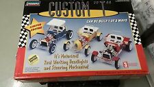 Lindberg 1/8 Scale Custom T 3in1 Vintage Model Car Kit - Ltd Edition - Motorized
