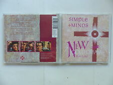 CD Album SIMPLE MINDS New gold dream (81-82-83-84) SIMCD5 7243 813171 29