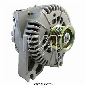 Reman FORD/LINCOLN/MERCURY 4G 130A Alternator by an Independent USA Rebuilder.