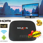 Mutli Choices 8G / 16GB MX95 Pro S905X 4K Quad Core Smart Android TV BOX WIFI