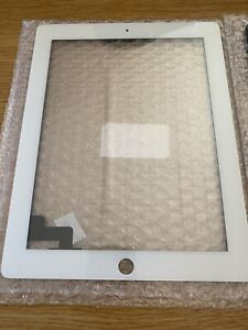 For iPad 2 A1395 A1396 A1397 Touch Screen  White Digitizer Replacement X 5