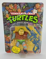 General Traag Figure Vintage Teenage Mutant Ninja Turtles TMNT 1989 POP-UP NEW