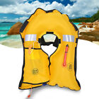 Life Jacket PFD Automatic Inflatable Adult Fishing Vest Water Swimming Survival