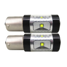 2PC 30W CREE White Error Free 1156 BA15S P21W Led Backup Reverse Lights Canbus
