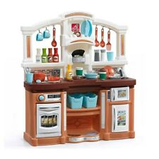 Step2 Fun with Friends Kitchen Tan - Kids Play Kitchen