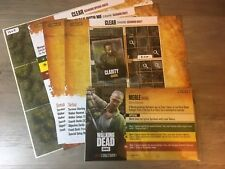 Walking Dead No Sanctuary Walk With Me/Clear Add On Cryptozoic