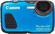 Canon PowerShot D30 Waterproof Digital Camera - International Version No