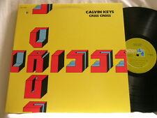 CALVIN KEYS Criss Cross Kirk Lightsey Henry Franklin Oscar Brashear Ovation LP