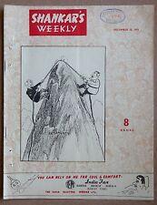 Shankar's Weekly 16th December 1951
