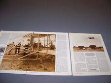 VINTAGE..WRIGHT FLYER..STORY/HISTORY/DETAILS...RARE! (460K)